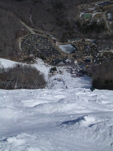 Outer Limits at Killington with a live Blue Oyster Cult concert